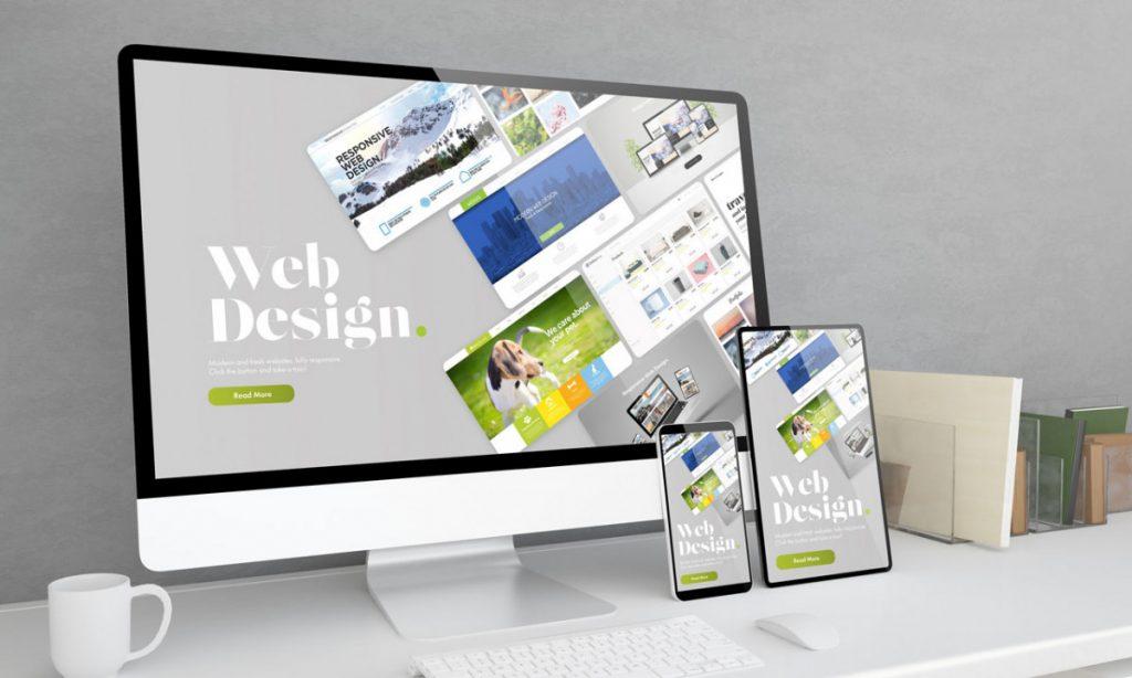 web development by Farm 6 Media