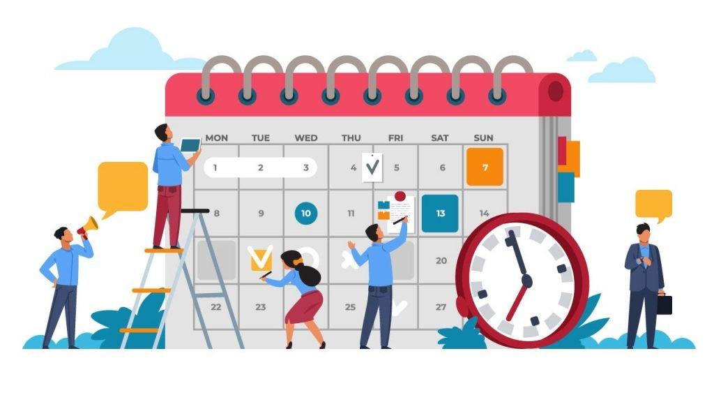Create A Program Or Schedule