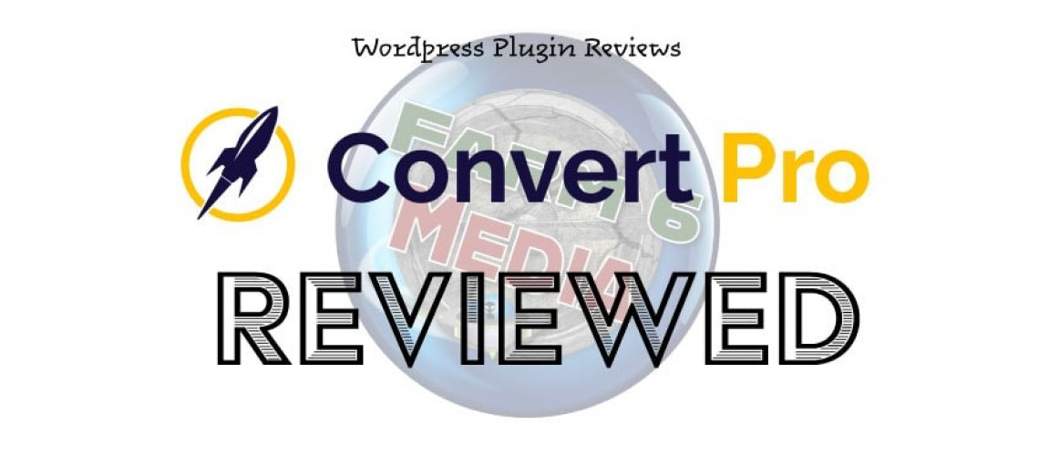 The Convert Pro logo is shown in this banner style image.